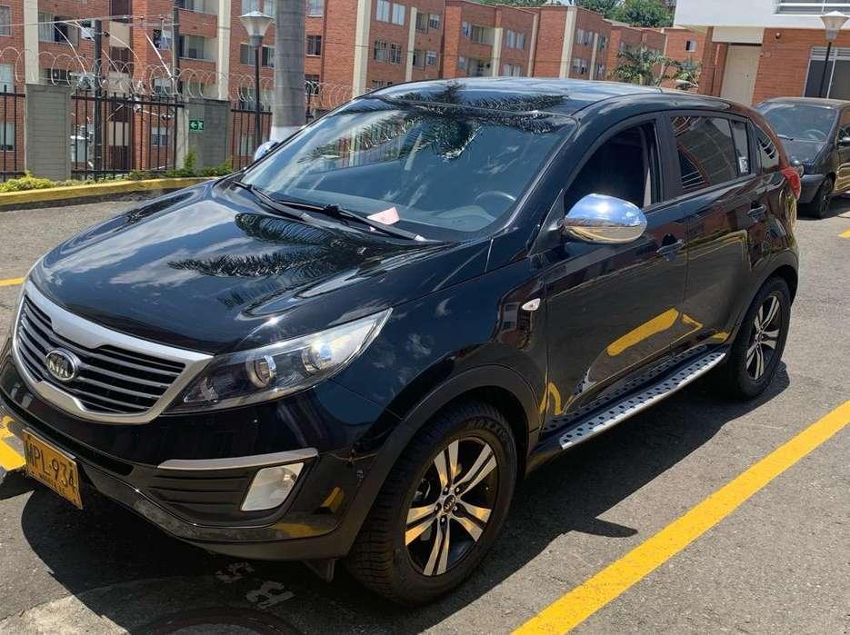 Kia New Sportage 2013 - 72000 km