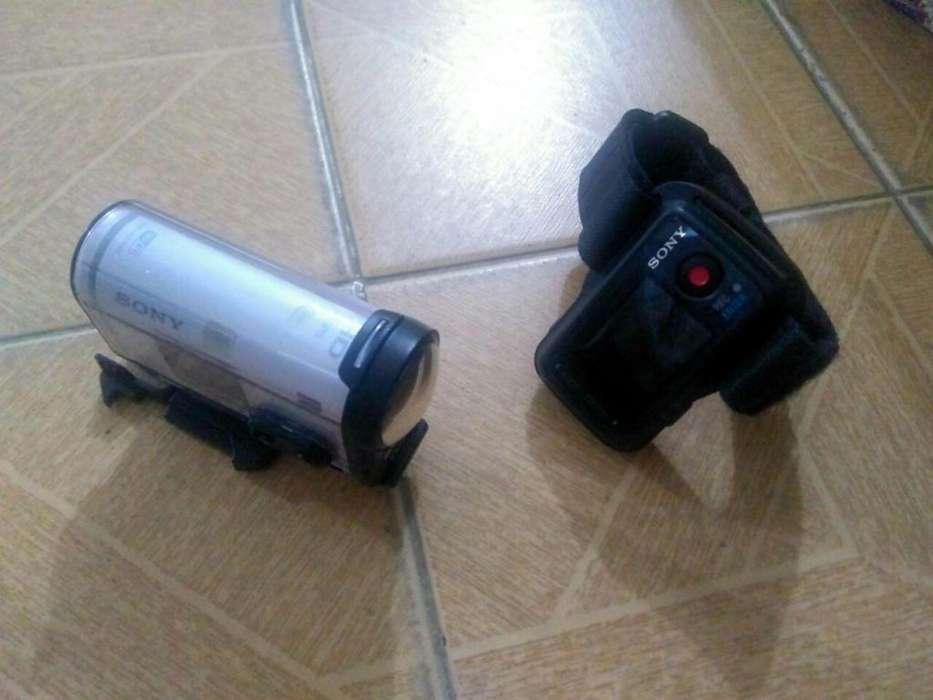 Camara Sony HDRAS200V