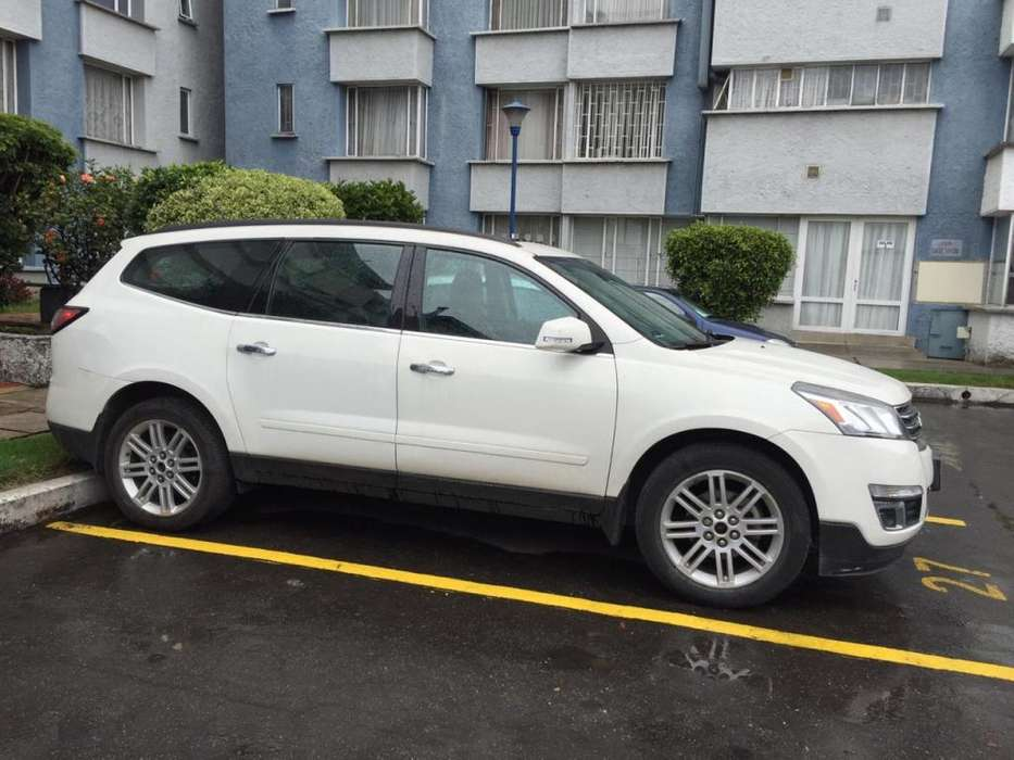 Chevrolet Traverse 2014 - 80000 km