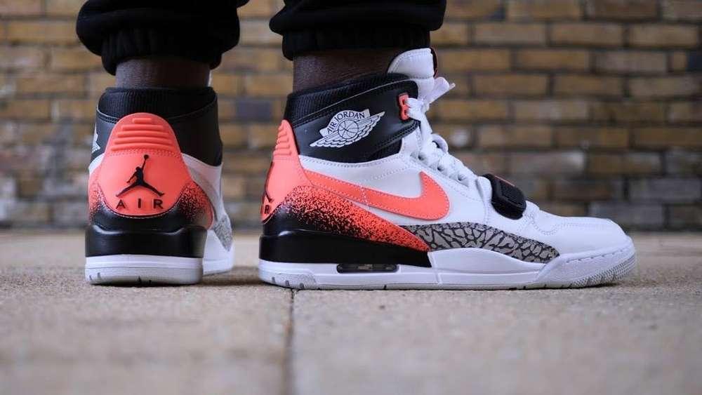 Tenis Nike Jordan Under Armour
