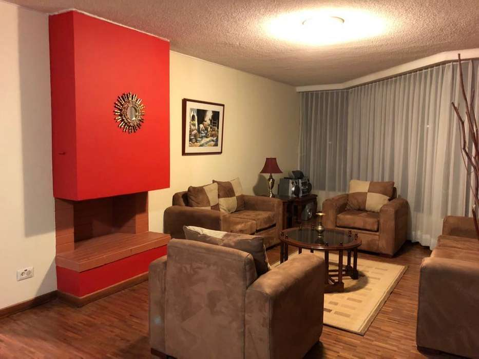 Alquiler / Renta / Arriendo Departamento 3 Habitaciones Republica del Salvador, Carolina