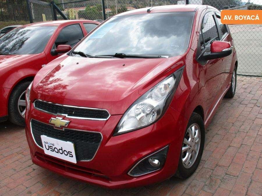 Chevrolet Spark GT 2017 - 38500 km