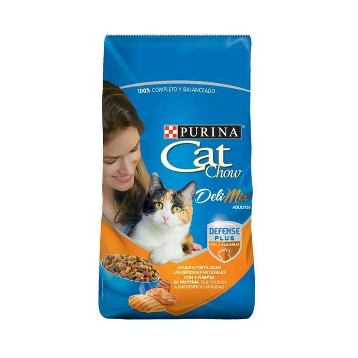 Cat Chow Deli Mix 21 Kilos