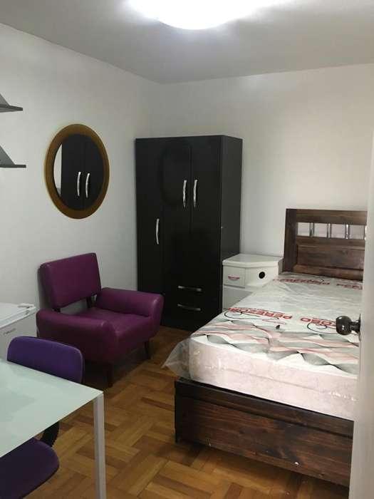 Habitación Amoblad Cdr 19 Av Ejercito
