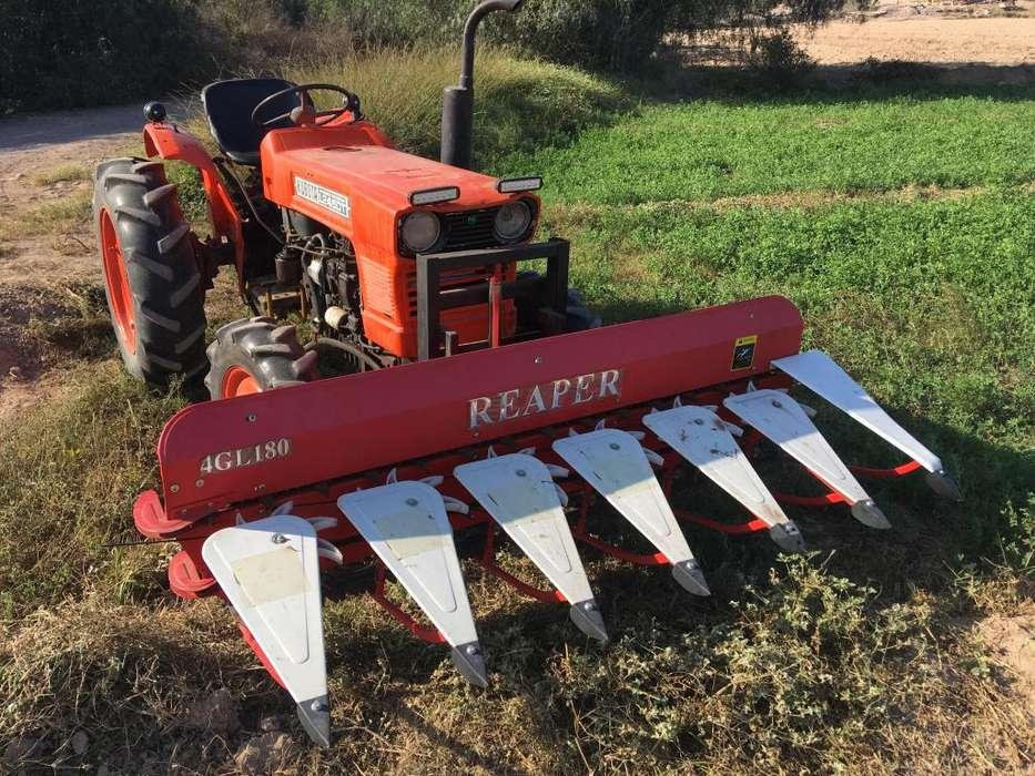 Tractor Agricola segador