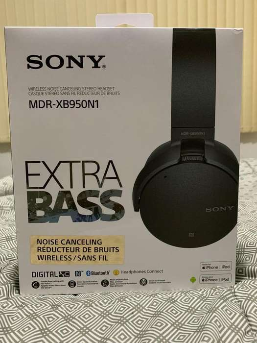 Audifonos Sony Xb950N1 Extra Bass