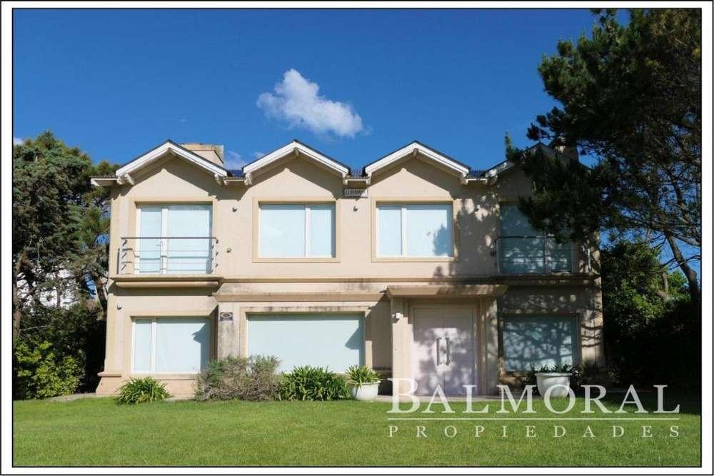 Ref: 8832 - Casa en alquiler, Pinamar Norte , Zona Norte Playa