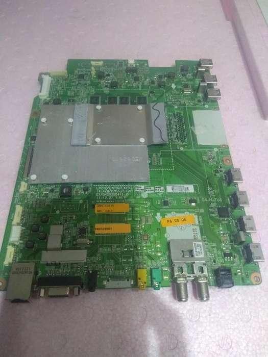 Main Board Lg Tv 55lm860b