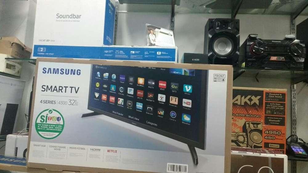 Televisores Nuevos con Garantía de 1añ