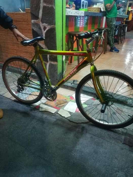 <strong>bicicleta</strong> Rim 26 ( Frenos de Disco)