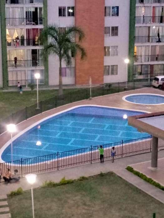 Se vende bonito y económico <strong>apartamento</strong> en Robles del norte