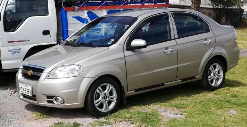 Chevrolet Aveo 2015 - 13000 km