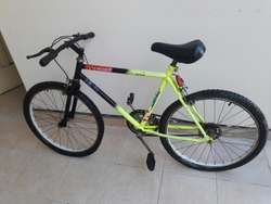 Bicicleta Rodado 20 Tomaselli