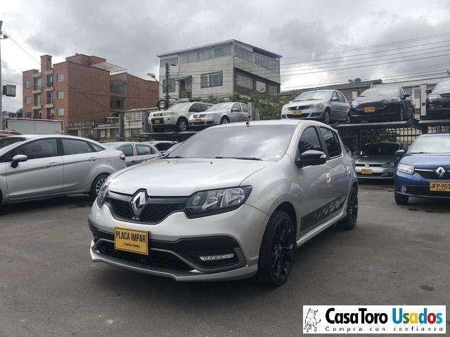 Renault Sandero 2017 - 12577 km