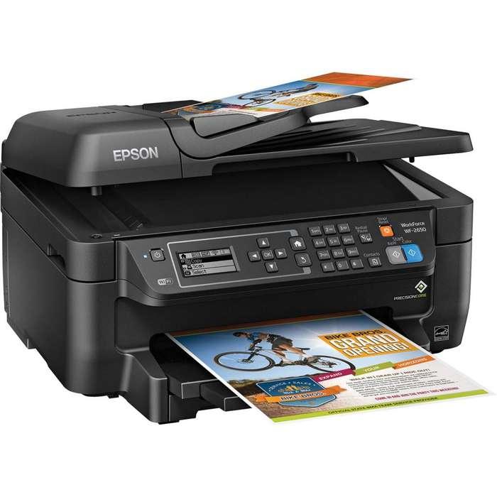Impresora Epson 2650 multifuncional Sistema Continuo
