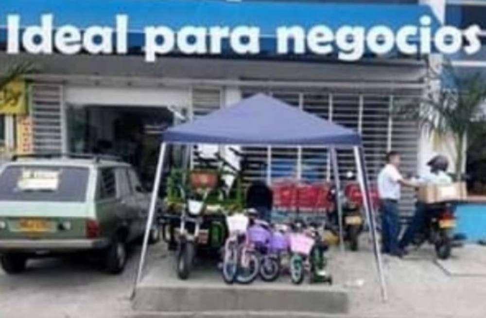 Promocion Carpas 3x3 Nuevas Impermeables