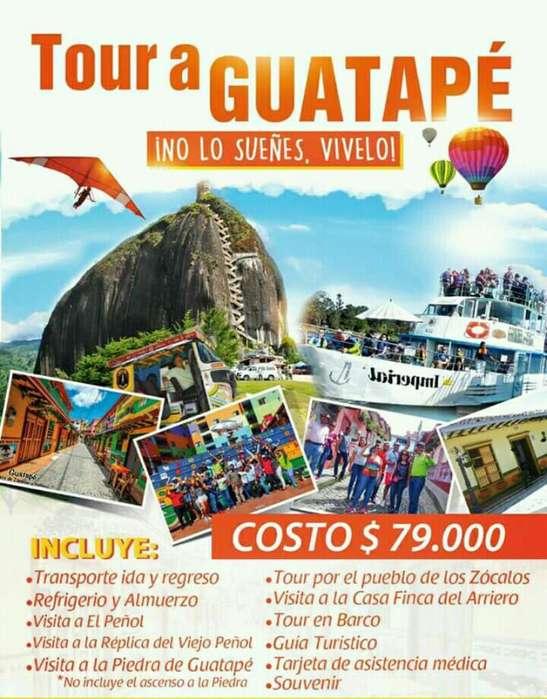 Tour a Guatapé Y Hacienda Napoles