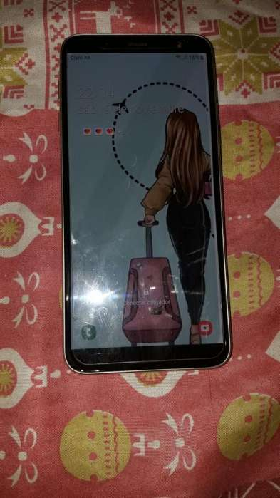 Celular J6 2019