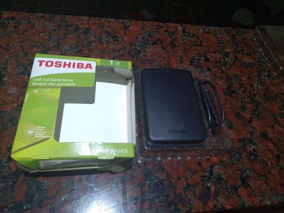 Memoria Externa Toshiba 1tb