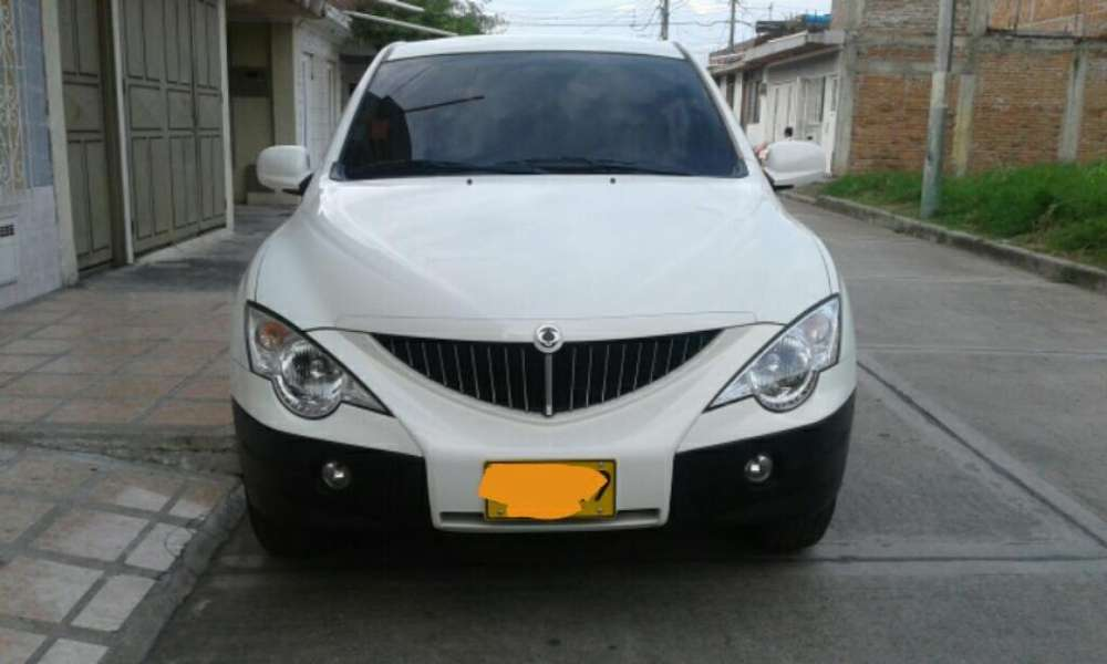 Ssangyong Actyon 2011 - 59000 km