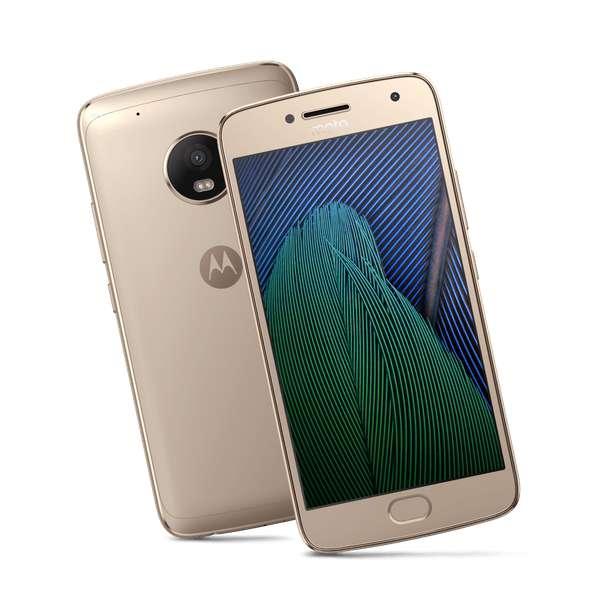 Vendo Motorola Moto G5 en excelente estado