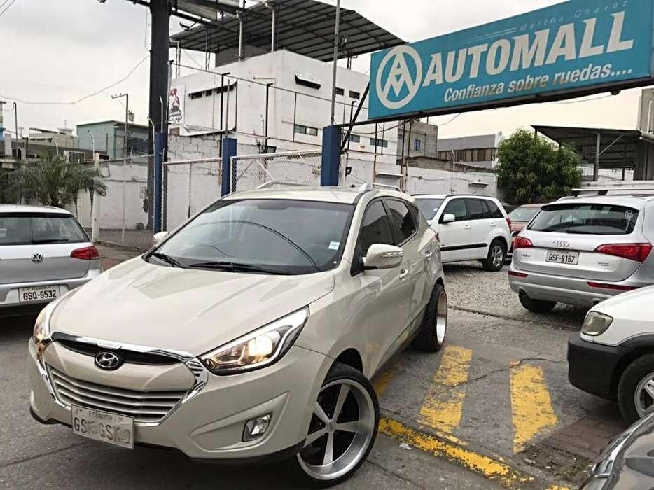 Hyundai Tucson 2014 - 90000 km