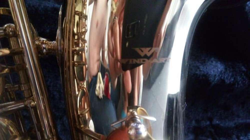 Saxofn alto