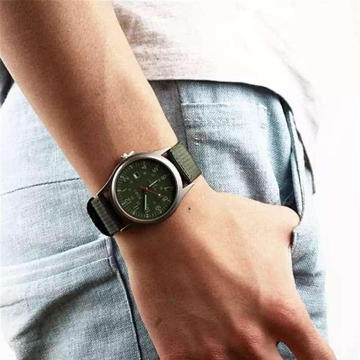 Reloj Hombre Militar Deportivo