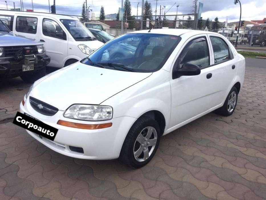 Chevrolet Aveo Family 2011 - 205000 km
