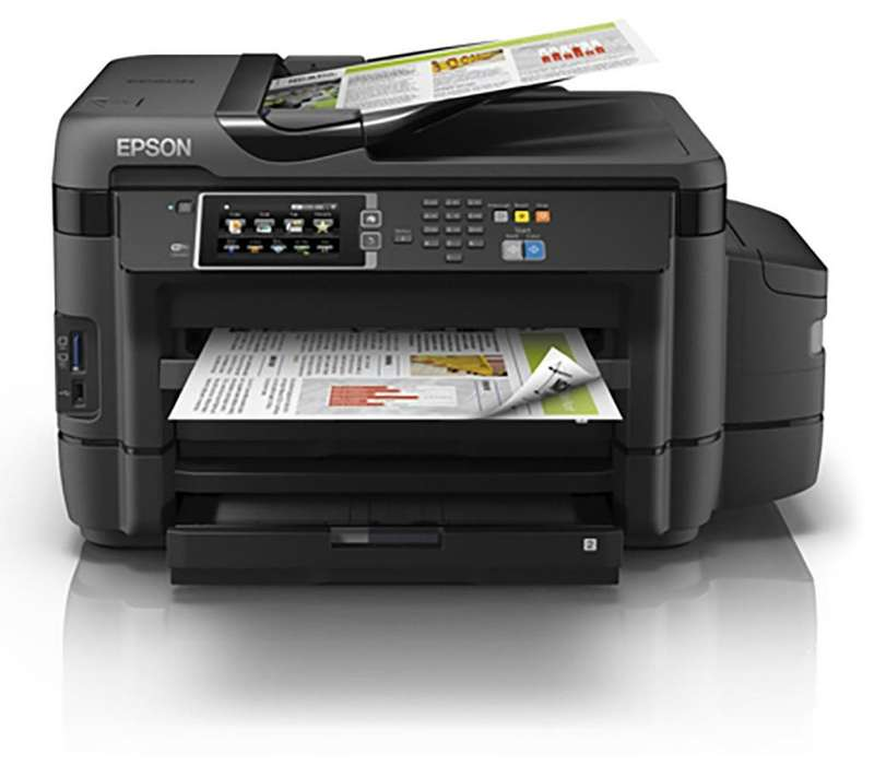 Impresora Epson L1455 CISS Fabrica A3 WIFI ADF DUPLEX LAN ETHERNET MULTIFUNCIONAL A3 Sistema continuo Fabrica