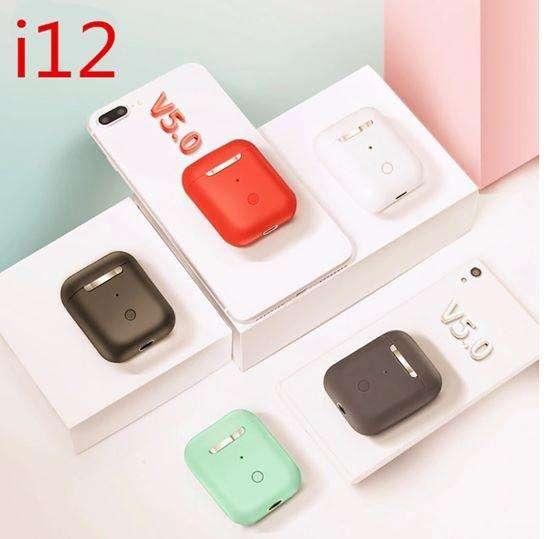 Audifonos Inalámbricos Bluetooth I12