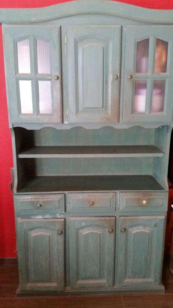 Mueble pino cocina - Mar del Plata