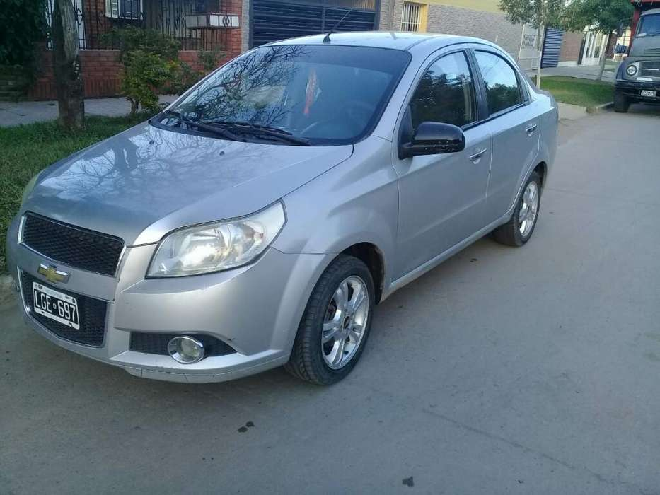 Chevrolet Aveo G3 2012 - 0 km