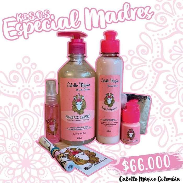 Kit Madres de Cabello Magico