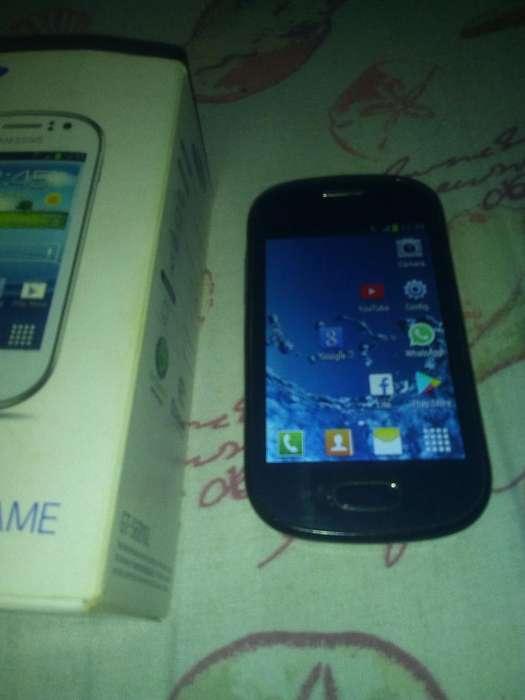Samsung Fame con Flash Y Camara Frontal