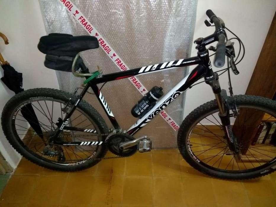 VENZO Bicicleta Rod 26