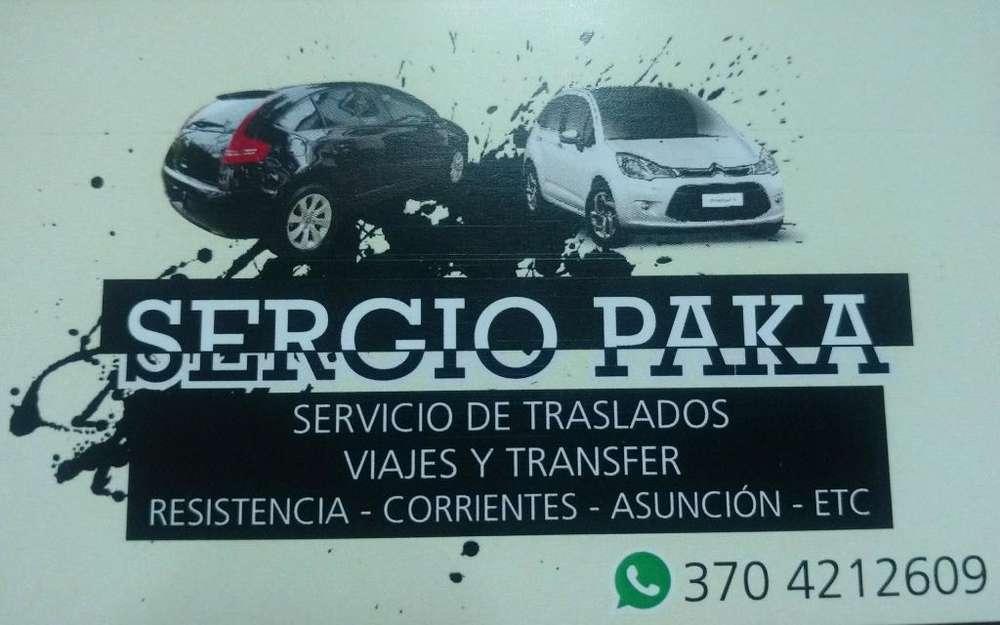 Traslados de Personas Servicio Exclusivo