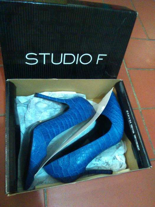 Zapatillas Original Studio F, 1 Solo Uso
