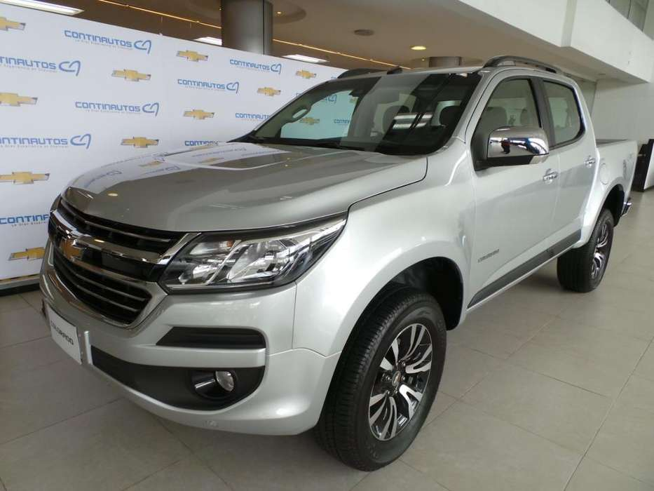 Chevrolet Colorado 2019 - 0 km