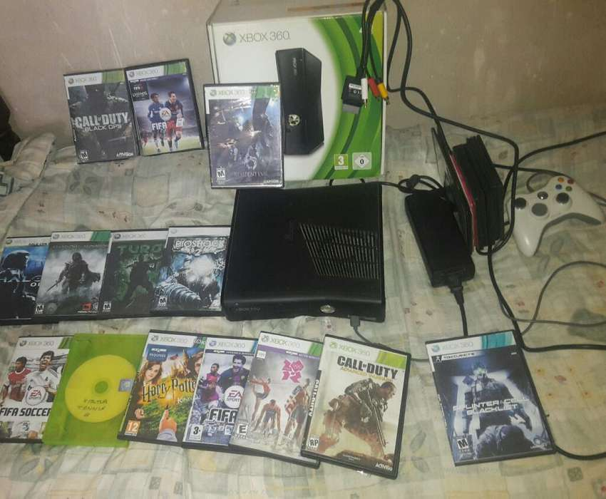 Vendo Xbox360 Chipiada Lt 3.0