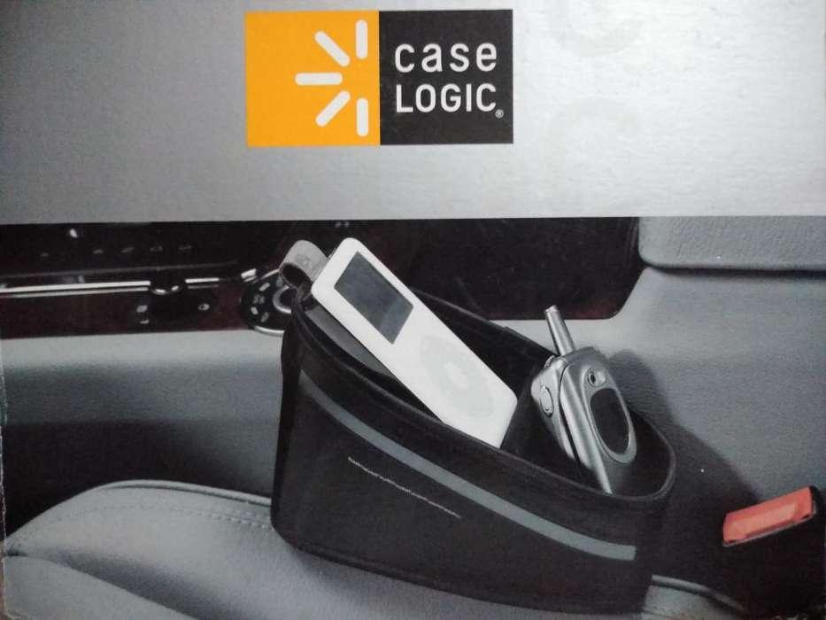 Organizador para Carro, Celular, Mp3 Etc