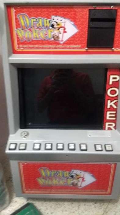 Maquina de Poker 6X