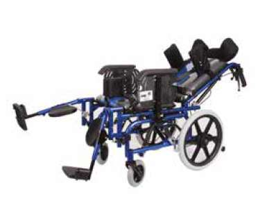 <strong>silla</strong> de ruedas Neurologica adulto reclinable con Sistema de Basculación
