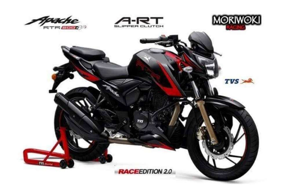 Motocicletas Tvs Apache Moriwoki