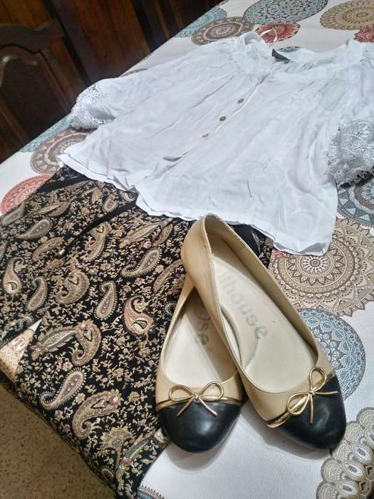 Combo Mujer Talle L Xl