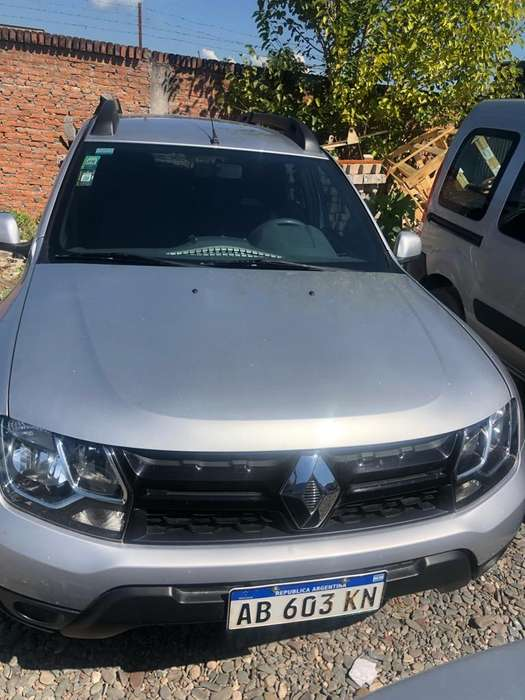 Renault Duster 2017 - 56000 km