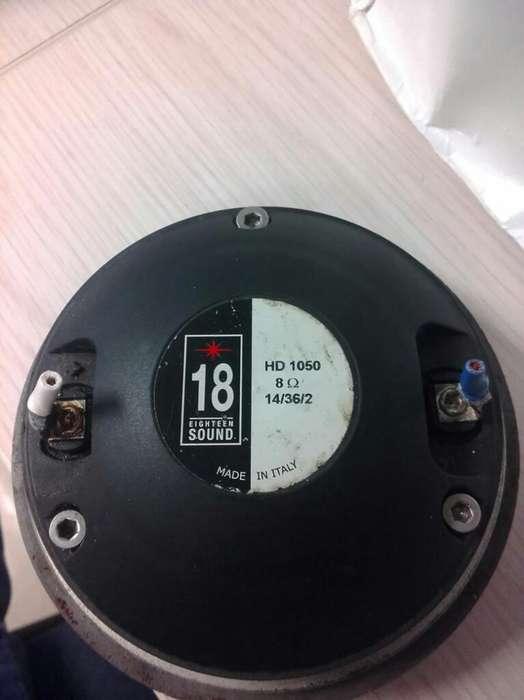 Vendo 4 Driver Eigthen Sound 1050 Hd Ori