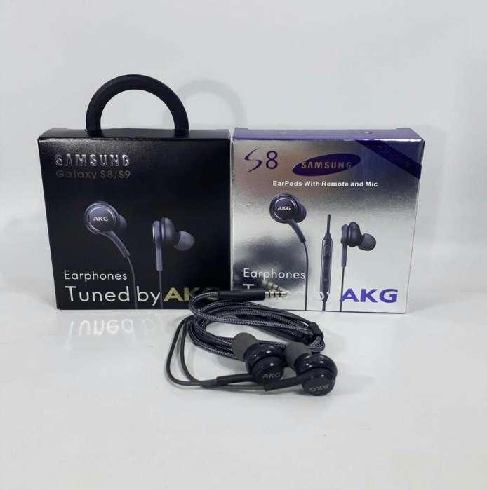 Auricular Samsung S8. Akg