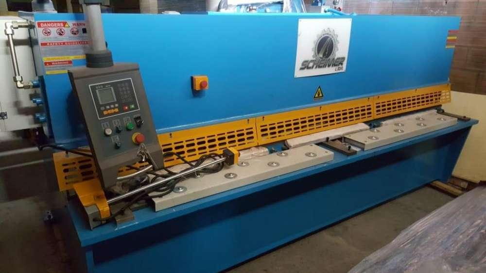 maquina cortadora de lamina SC3200 5/16
