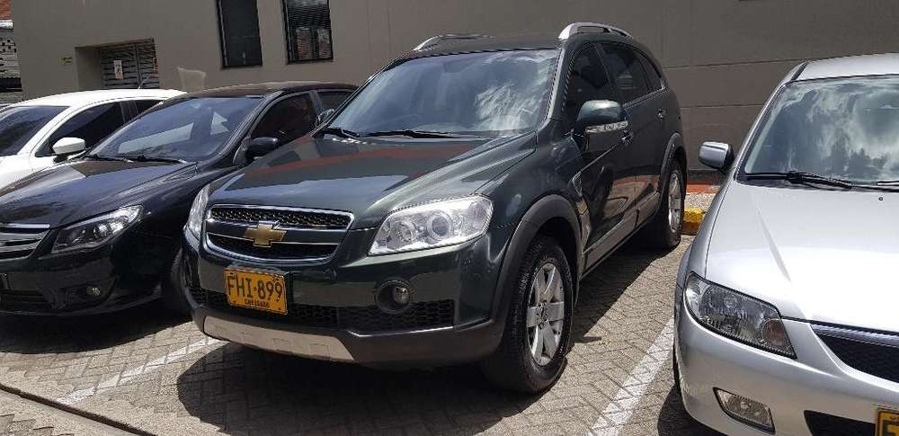 Chevrolet Captiva 2009 - 146000 km